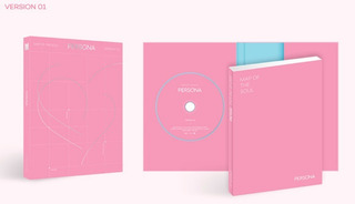 Bts Album Kpop Map Of The Soul Persona Version 1 + Poster