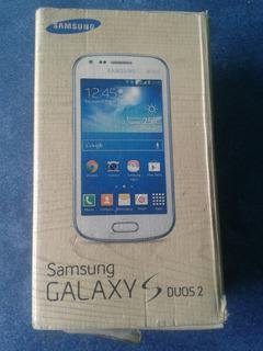 Caja Samsung Galaxy S Duos 2