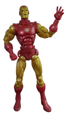 Boneco Iron Man Classic Marvel Legends - Homem De Ferro
