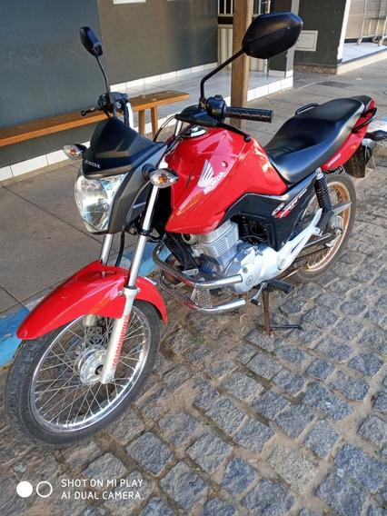 Honda Cg Fan 150 Flex