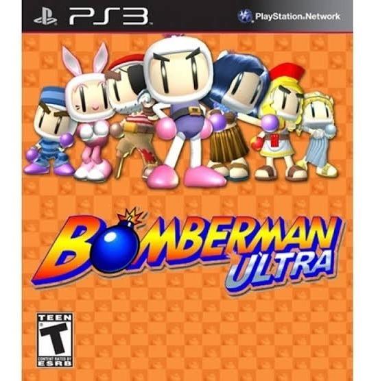 Bomberman Ps3 Play3 Jogo Comprar