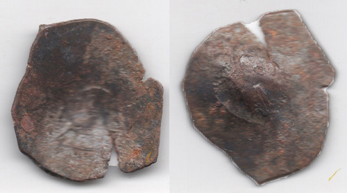 Imagen 1 de 2 de Moneda Bizantina Isaac Ii Angelus, Emp. (1185-1195 Dc.) L150