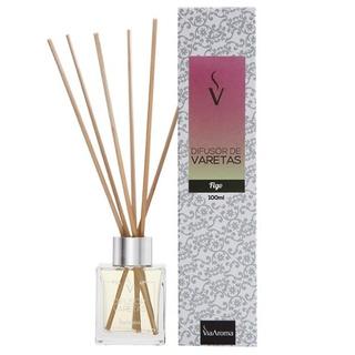 Kit 2 Sticks Difusores - Diversos Aromas - 100ml - Via Aroma
