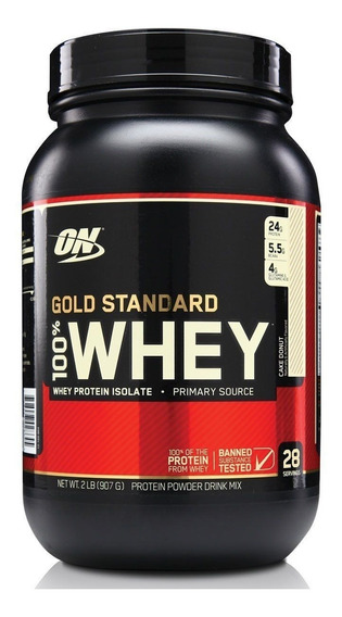 Proteína On 100% Whey Gold 2lbs