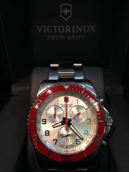 Relogio Vitorinox Maverick Gs Chronograph 241434