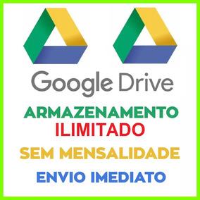 Google Drive Ilimitado - Armazenamento Ilimitado, Backup, 1f