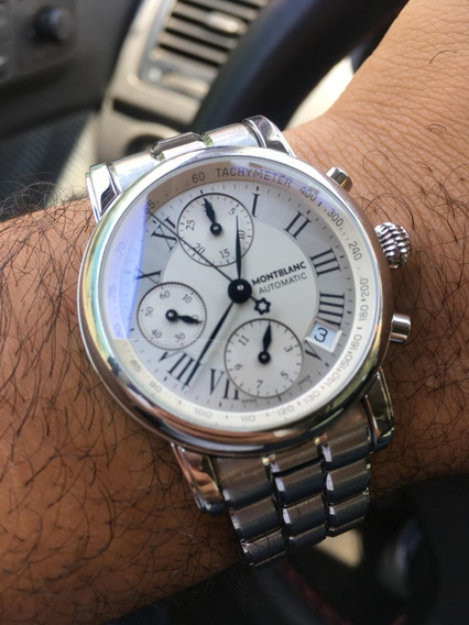 Montblanc Star Automático 38 Mm Classic Chronograph 101643