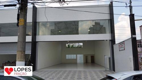 Salao Comercial- Vila Bertioga - Sl0048