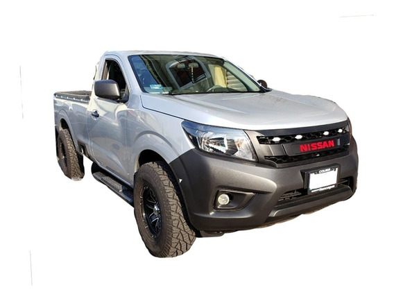 Parrilla Led Nissan Np300 Frontier 2016-2020 Off Road