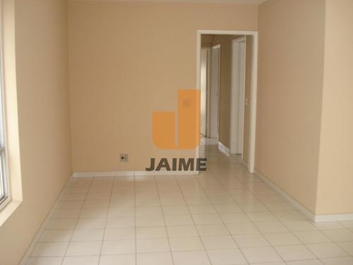 Apartamento Para Locação No Bairro Paraíso Em São Paulo - Cod: Ja11995 - Ja11995