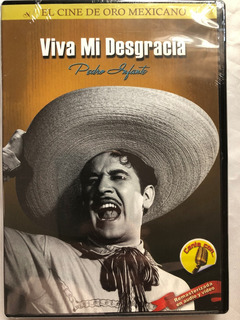 Viva Mi Desgracia (pedro Infante) (dvd)
