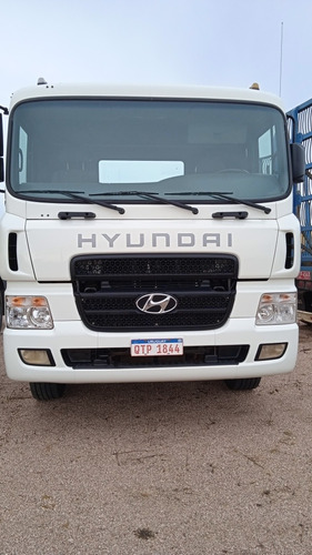 Hyundai H170 Camion Doble Eje