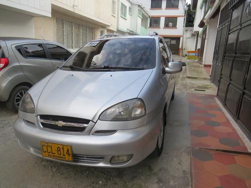 Chevrolet Vivant 2007 Lt At 2000 Cc