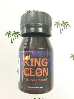 King Clon Gel Enraizador Esquejes 30 Ml - Olivos Grow