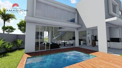 Casa Residencial À Venda, 250 M², Condomínio Reserva Real, Paulínia. - Codigo: Ca0099 - Ca0099