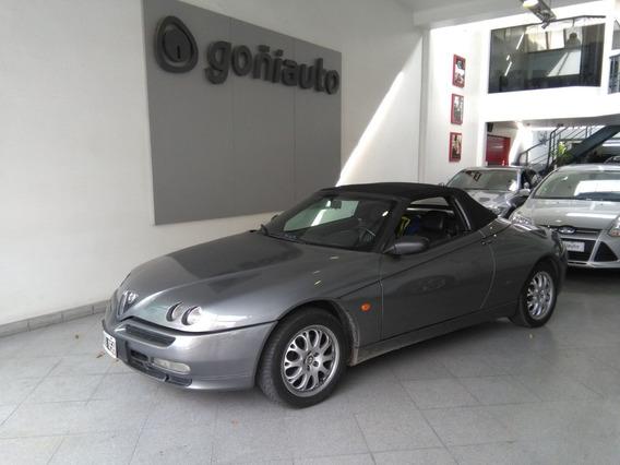 Alfa Romeo Spider 2000 3.0 V6 Permutas