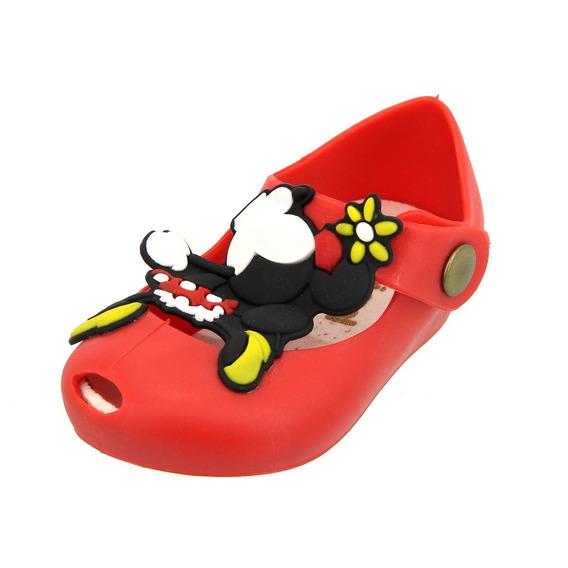 Sapatilha Infantil Feminina Mickey Inteiro