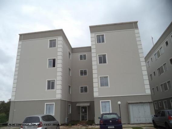 Apartamento Para Venda Em Sorocaba, Alto Da Boa Vista, 2 Dormitórios, 1 Banheiro, 1 Vaga - 480_1-619033