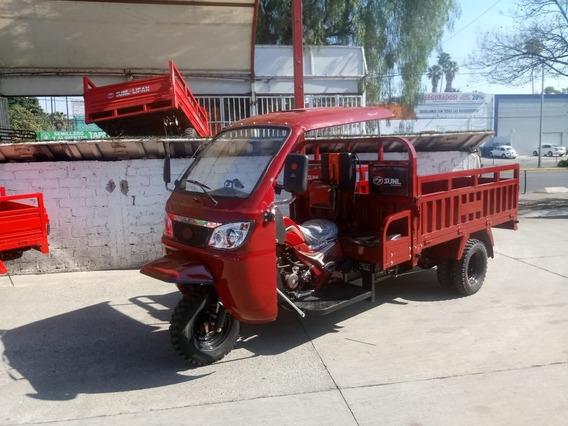 Motocarro 300cc Dayang Sin Hidraulico Con Cabina