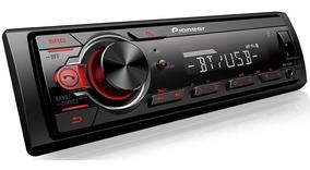 Pioneer Mp3 Player Mvh-s218bt Radio Bluetooth Usb Auxiliar
