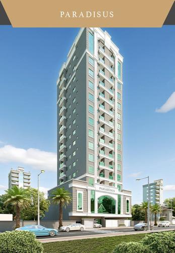 Imagem 1 de 9 de Ref: 758 - Apartamento Com 2 Dormitorios A Venda Sendo 1 Suit - V-amd758