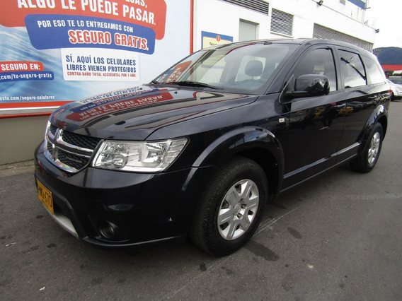 Dodge Journey Se At 2400cc 4x2 5 Psj