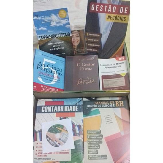 7 Super Livros Novos, Para Quem Almeja Adquirir Conhecimento