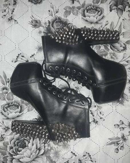 Lita Boots Jeffrey Campbell, Bota Lita Spikes