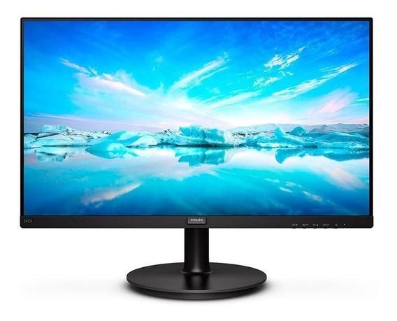 Monitor Philips 23.8´,full Hd, Ips, Hdmi/displayport, 242v8a
