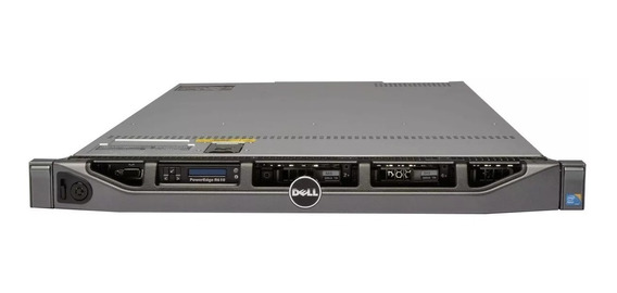 Servidor Dell Poweredge R610 2 Six-core X5650 32gb