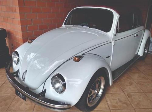 Volkswagen Fusca  Conversível Customizado