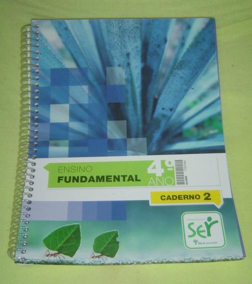 Ensino Fundamental - 4 Ano - Caderno 2 -língua Portuguesa