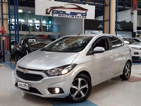 Chevrolet Onix Ltz 1.4 Flex Automático 2018 Top De Linha!
