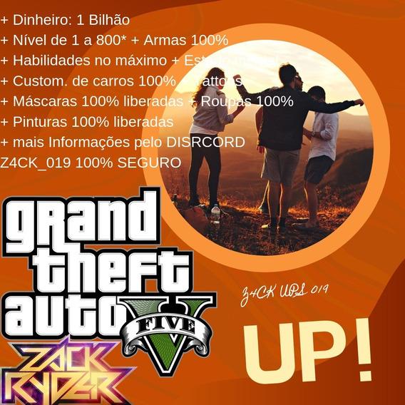 Up No Gta V Online (pc) Até 1 Bilhão Oferta Imperdível