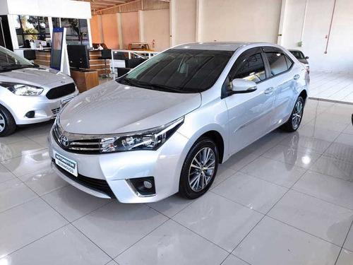 Imagem 1 de 10 de Toyota Corolla Gli 1.8 16v 4p Aut (flex)