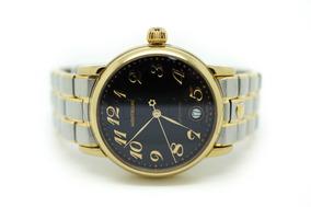 Relógio Montblanc Meistertuck (2-tones)