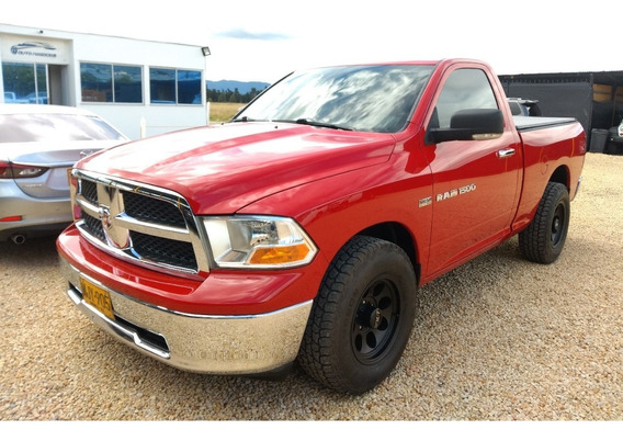 Dodge Ram 1500 Slt At 5.7l 4x2 2012