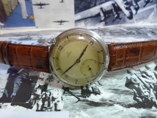 Omega Antigo Modelo Militar  Wwii 1939 Cal 38.5 L Raro