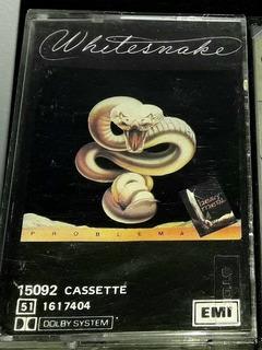Whitesnake Cassette Hard Rock