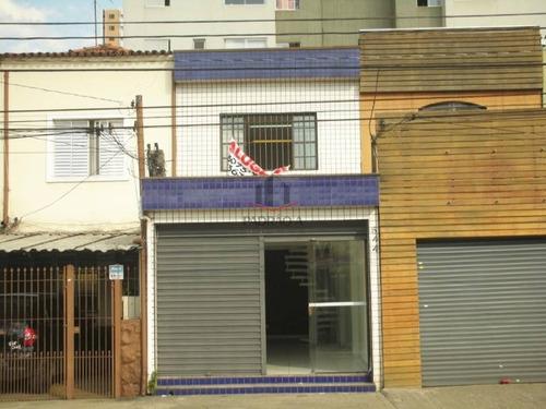 Imagem 1 de 14 de Salão Para Locação No Bairro Tatuapé Com 120 M2 - 1555