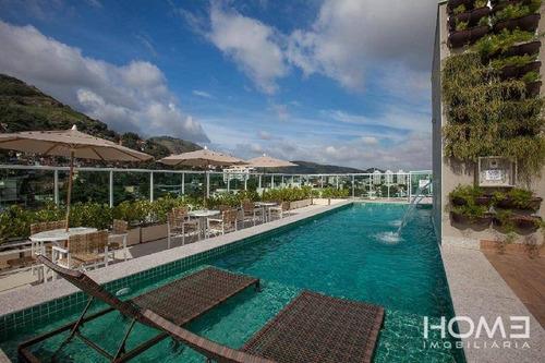 Imagem 1 de 14 de Apartamento Com 3 Dormitórios À Venda, 72 M² Por R$ 363.000,00 - Campinho - Rio De Janeiro/rj - Ap0059