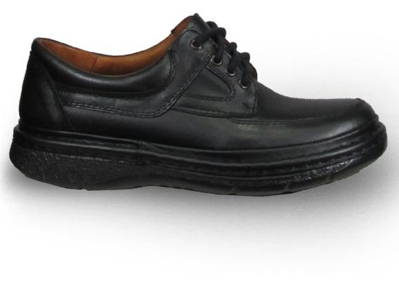 Febo 7005 Zapato Liso Acordonado Confort Hombre