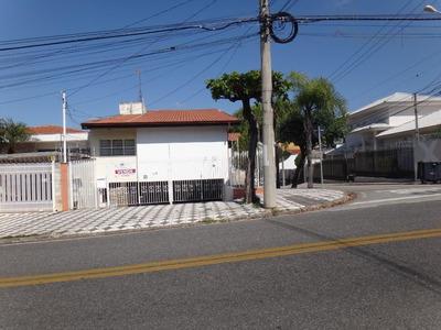 Casa, Armando Sales Esquina Com Araçatuba, Vila Trujillo, Sorocaba.ótimo Ponto Comercial - Ca1021