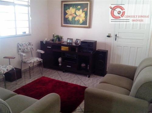 Imagem 1 de 17 de Casas À Venda  Em Jundiaí/sp - Compre A Sua Casa Aqui! - 1314989
