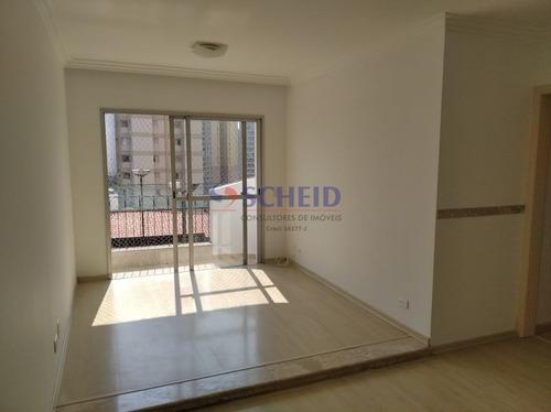 Apartamento Para Locação Próximo Ao Colégio Santa Maria. - Mr72751