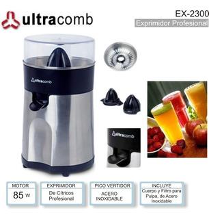 Extractor Exprimidor Ultracomb 2300