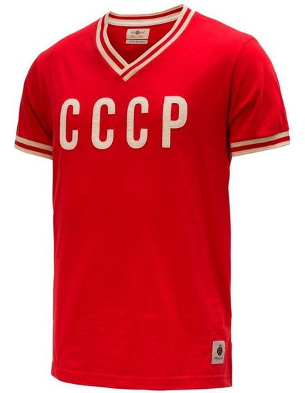 Camisa Retro Cccp União Soviética Década 1970