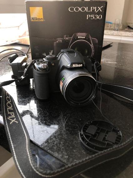 Câmera Nikon Coolpix P530