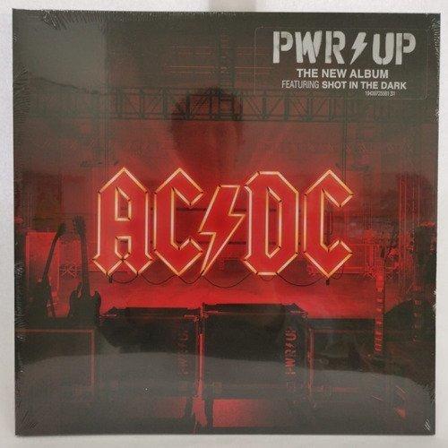 Ac/dc Pwr/up Vinilo Nuevo Musicovinyl