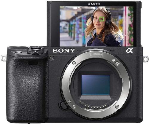 Sony A6400 R$ 6799 Só Corpo+batt/opção De Lente 55mm F1.4